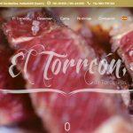 Nueva página web Restaurante El Torreón
